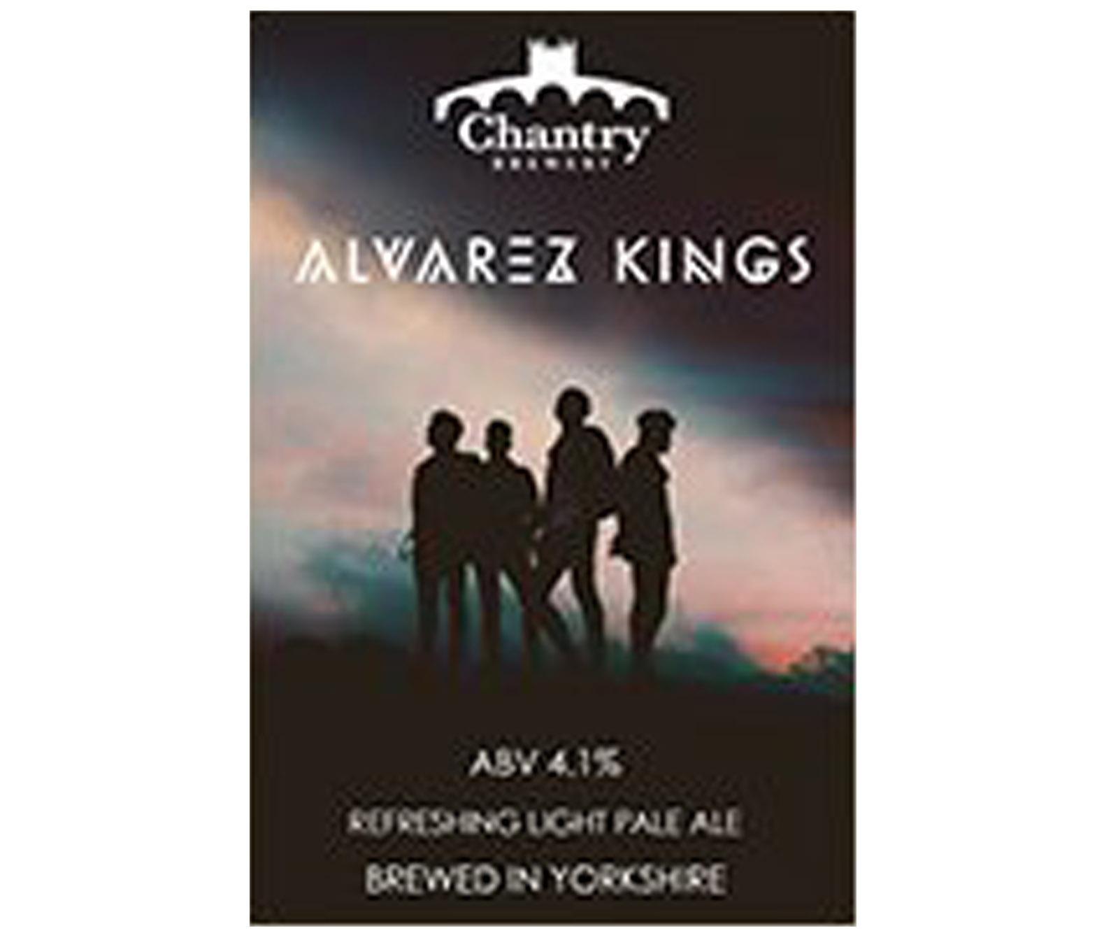 Chantry Brewery Alvarez Kings Pale Ale