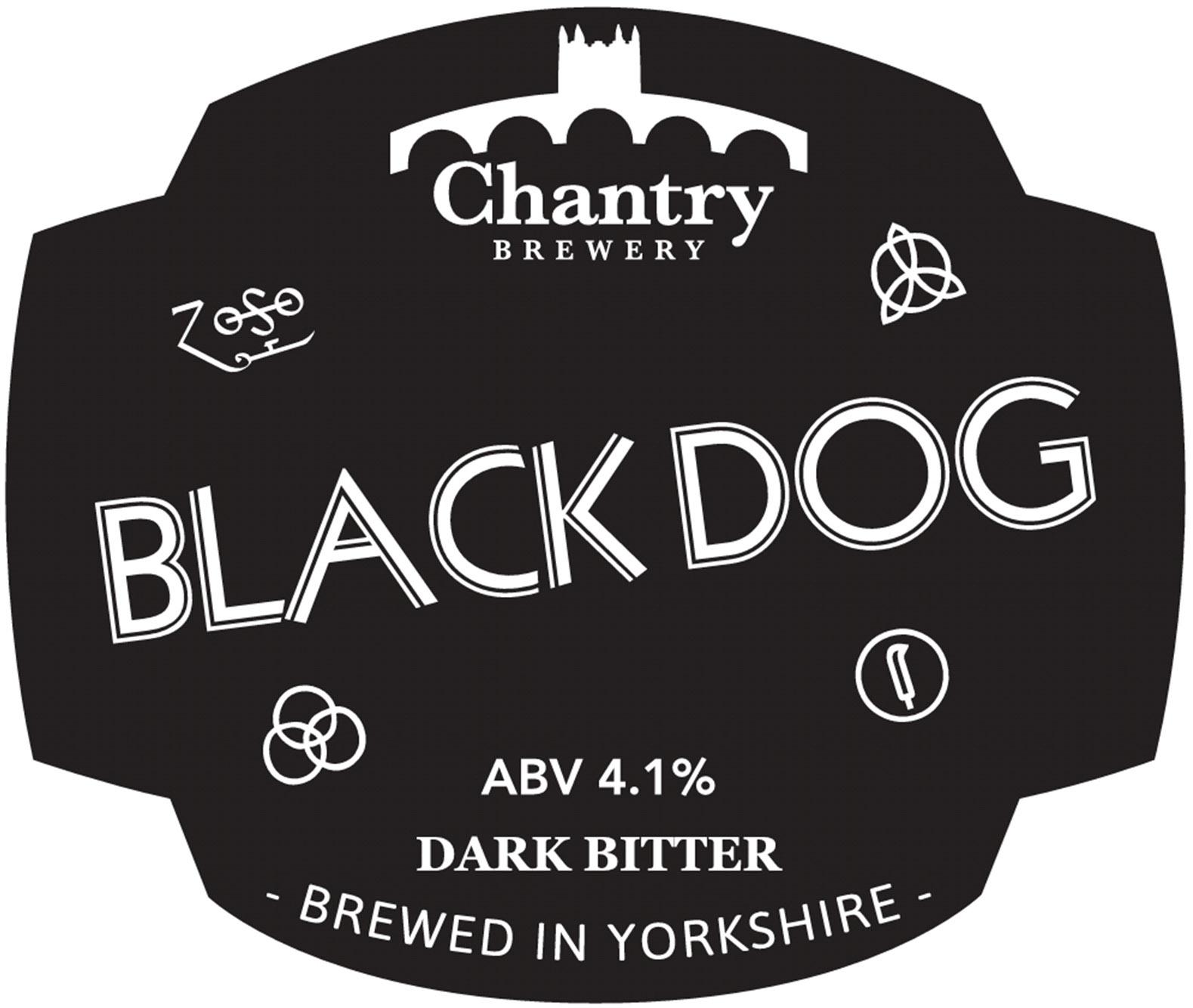 Chantry Brewery Black Dog