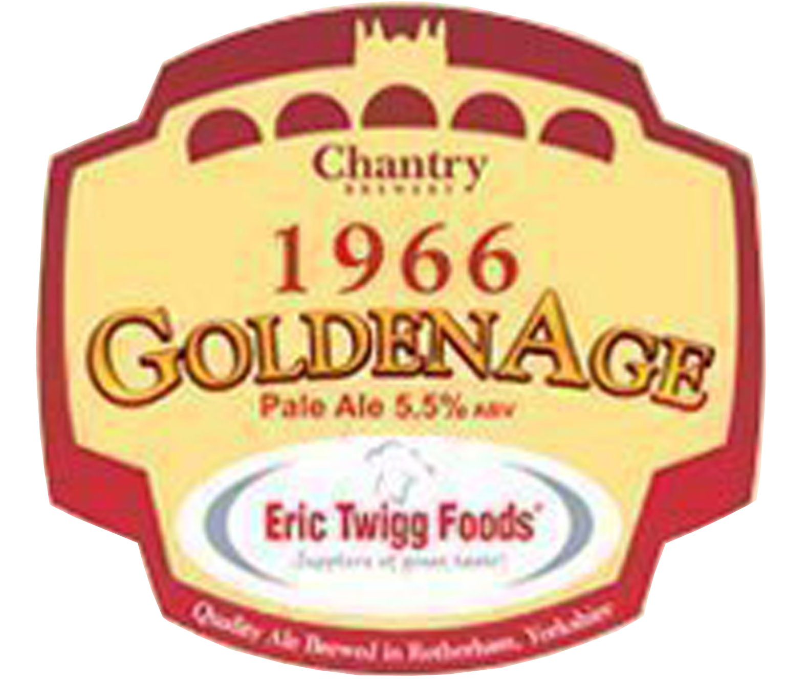 Chantry Brewery 1966 Golden Age