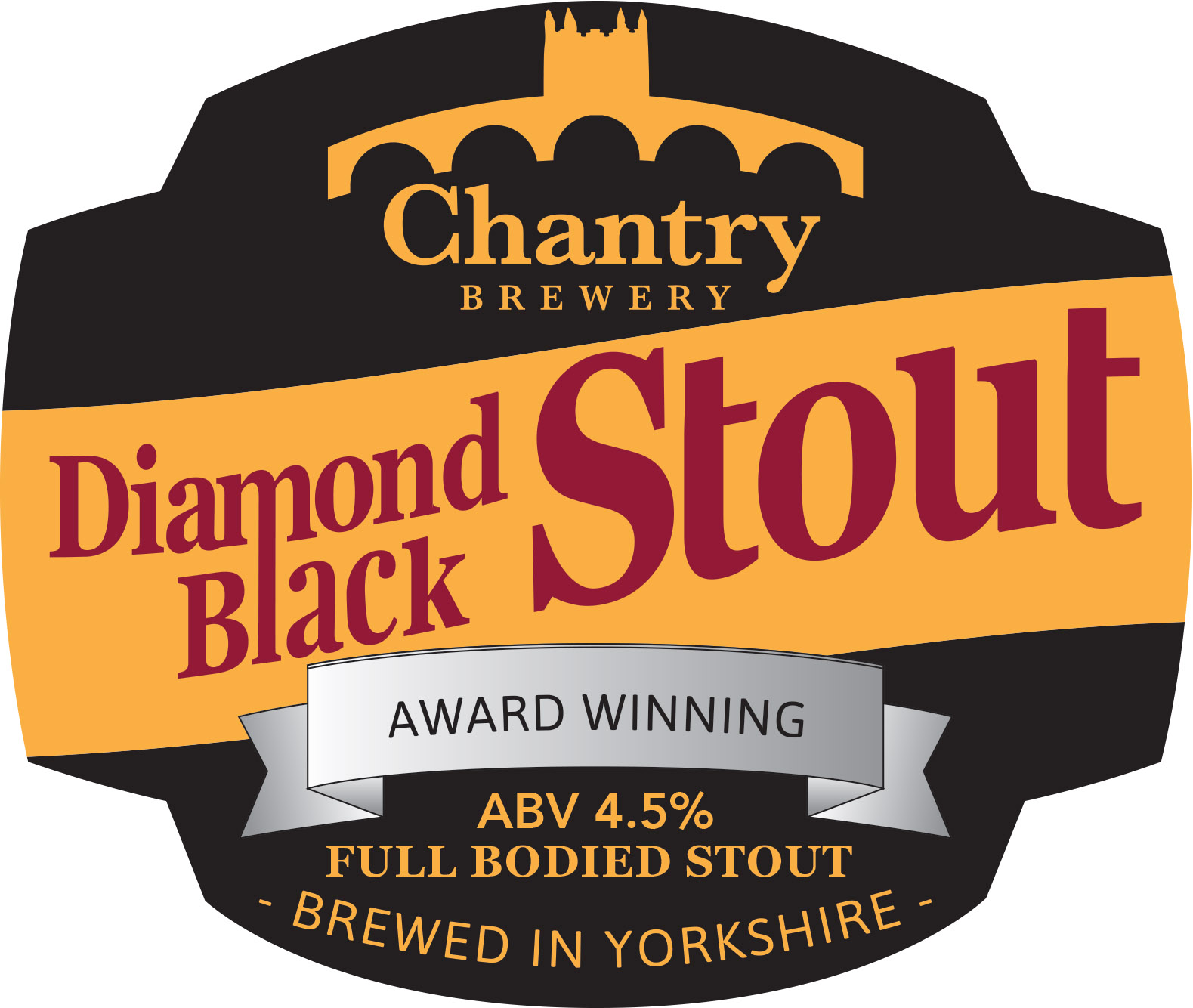 Chantry Brewery Diamond Black