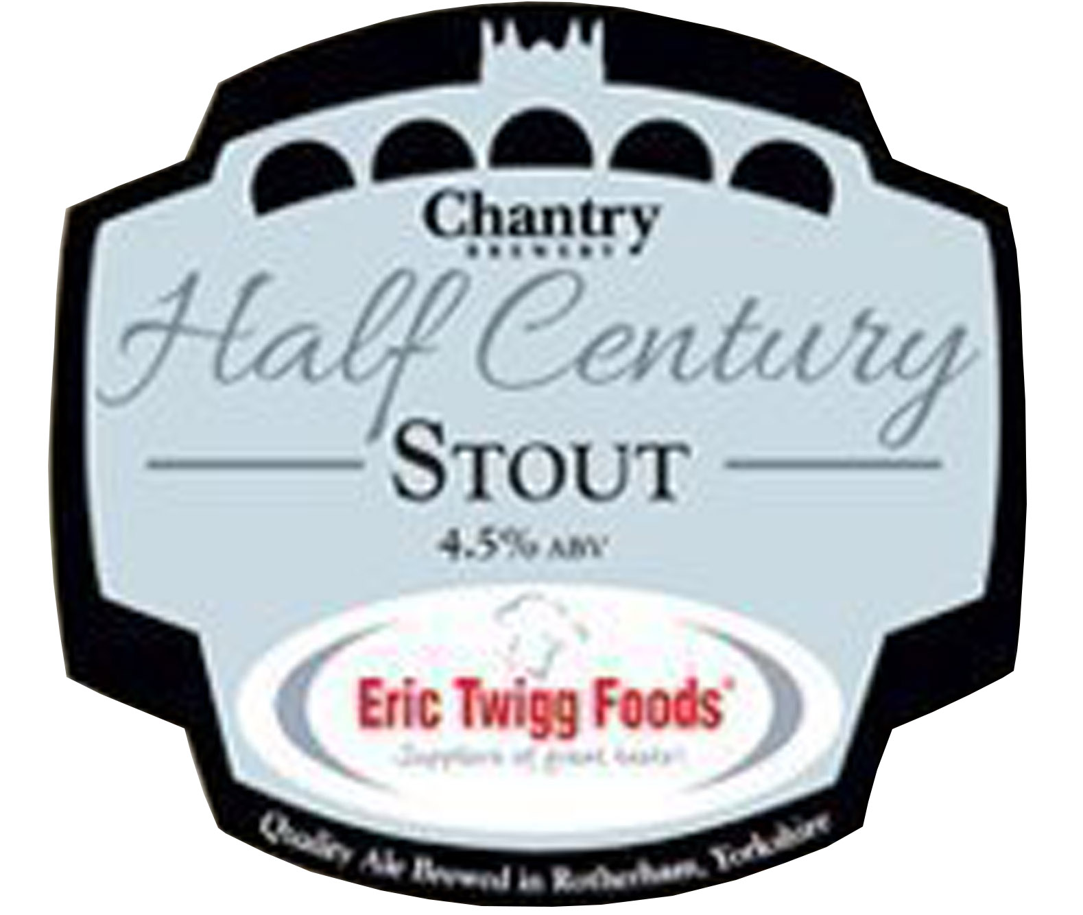 Chantry Brewery Half Century Stout
