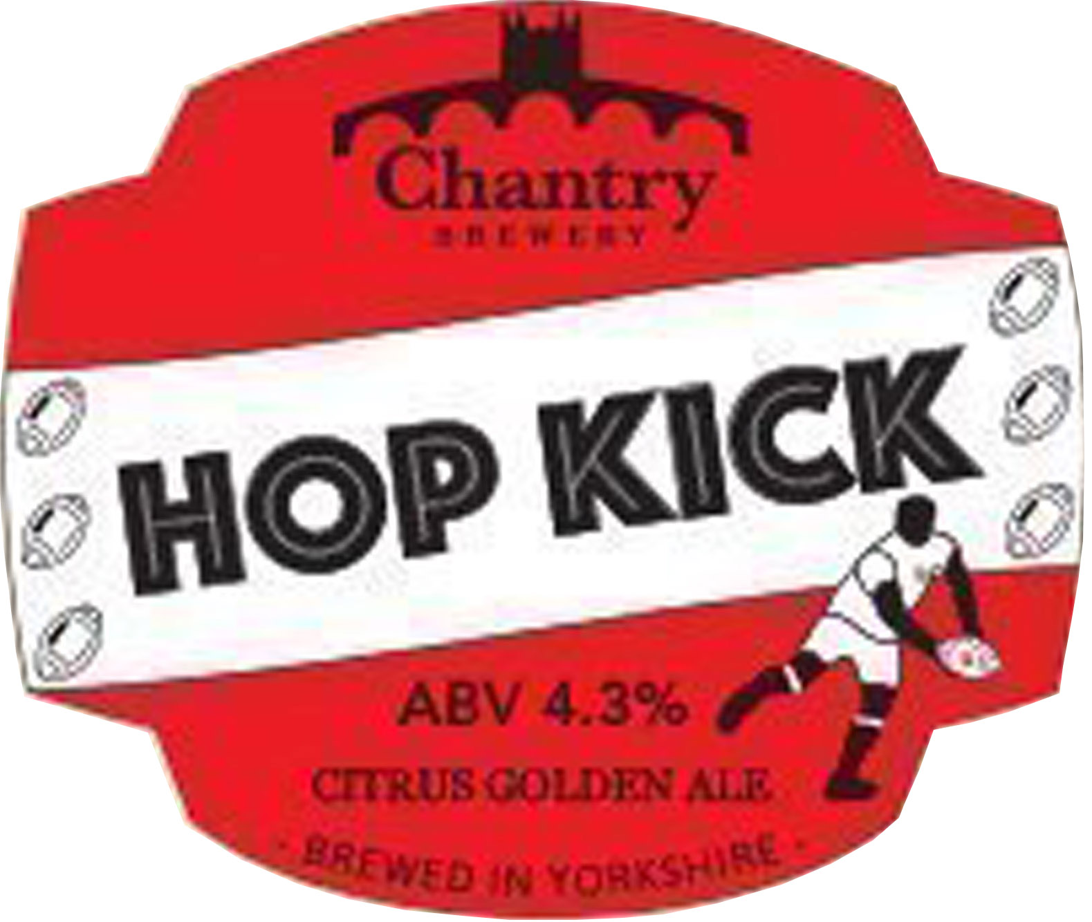 Chantry Brewery Hop Kick