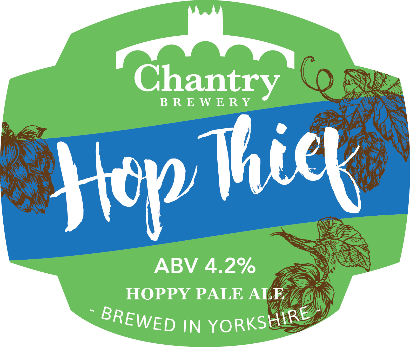 Chantry Brewery Hop Thief