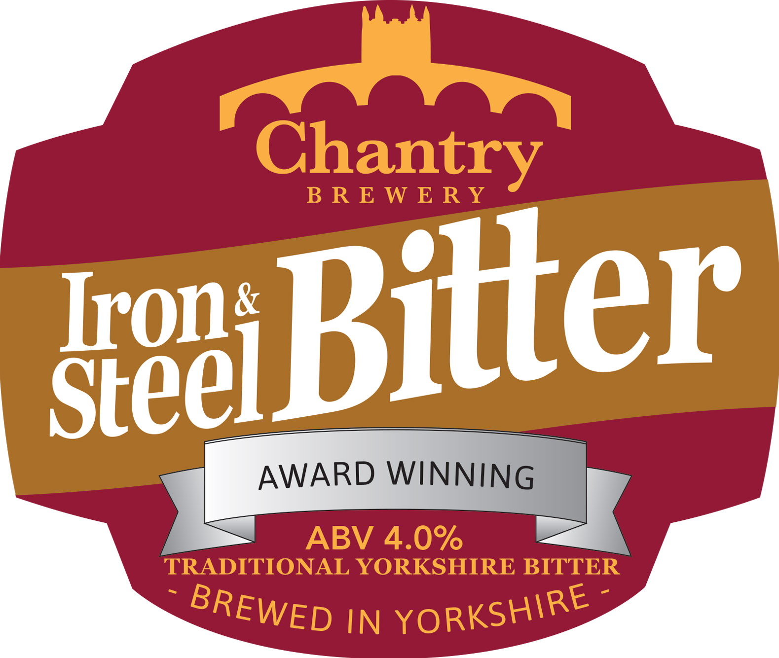 Chantry Brewery Iron and Steel