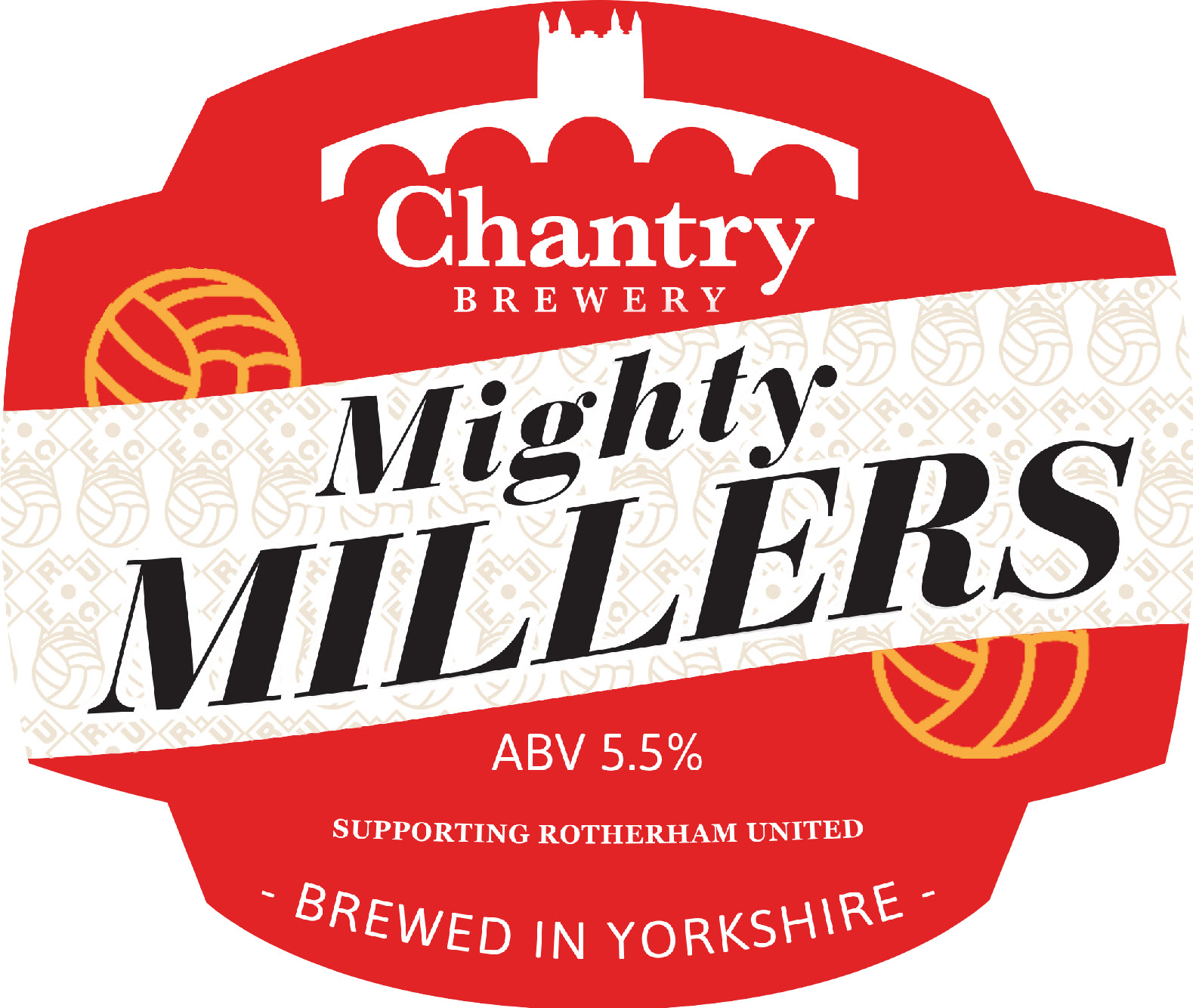 Chantry Brewery Mighty Millers