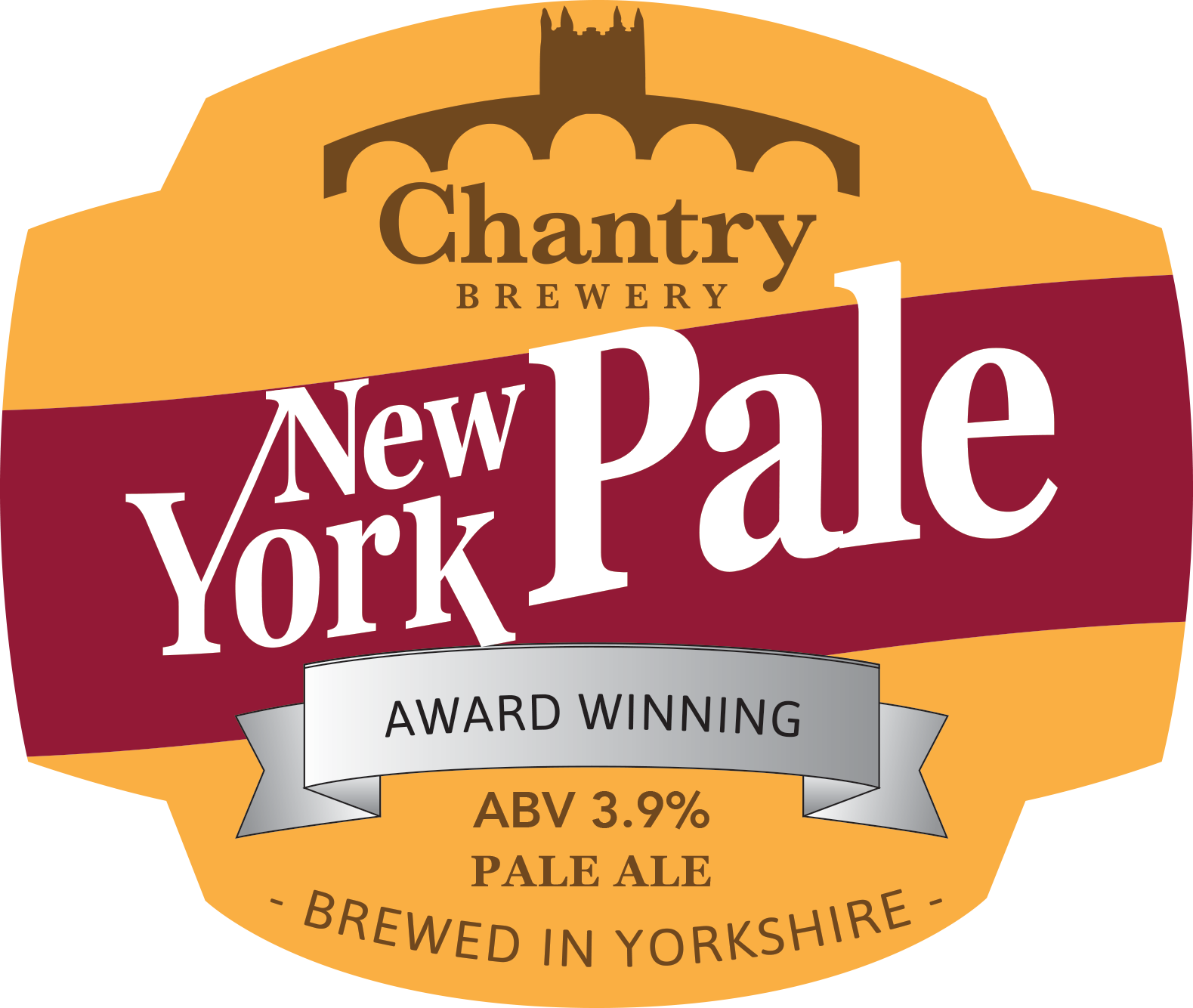 Chantry Brewery New York Pale