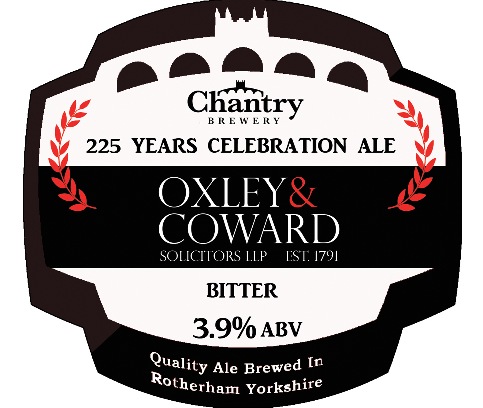 Chantry Brewery Oxley and Coward