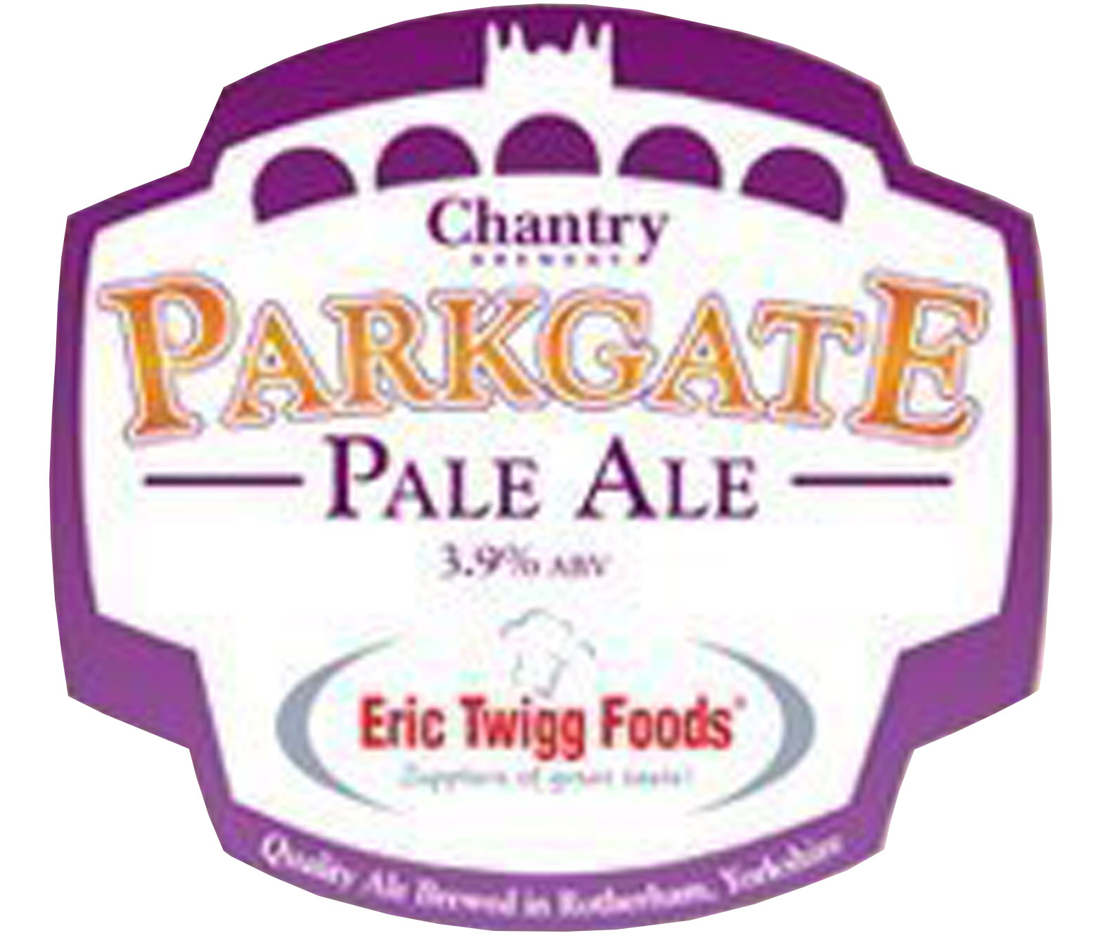 Chantry Brewery Parkgate Pale