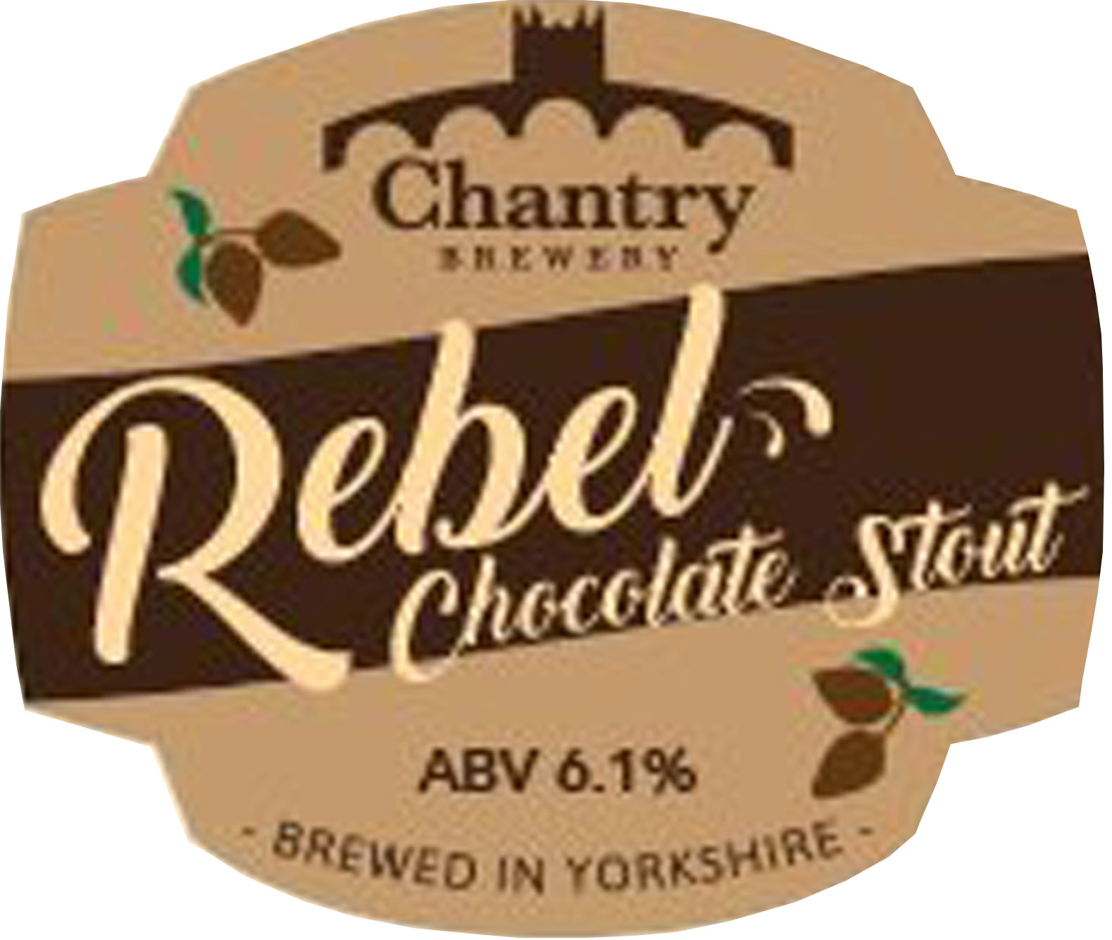 Chantry Brewery Rebel Chocolate Stout