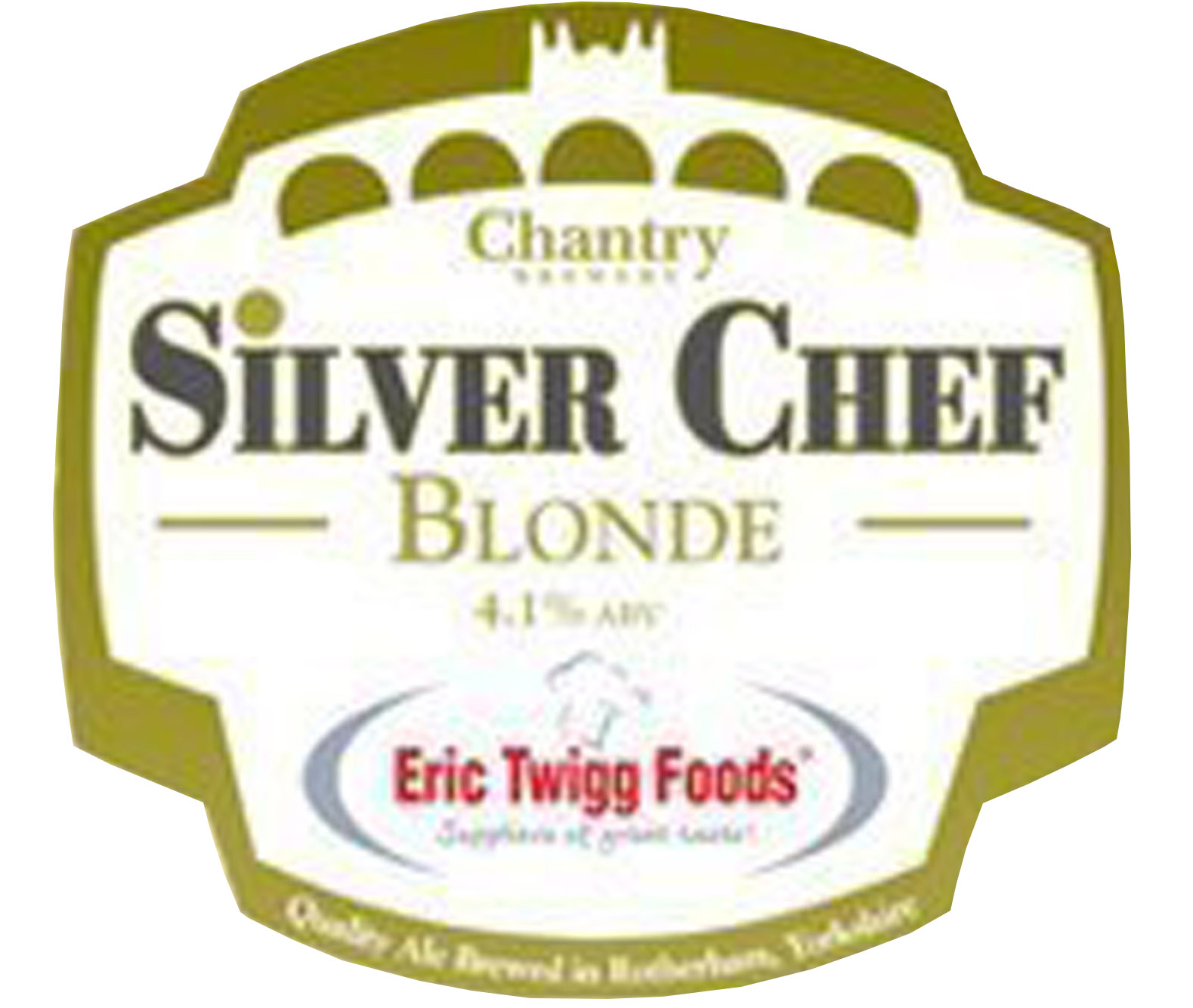 Chantry Brewery Silver Chef Blonde