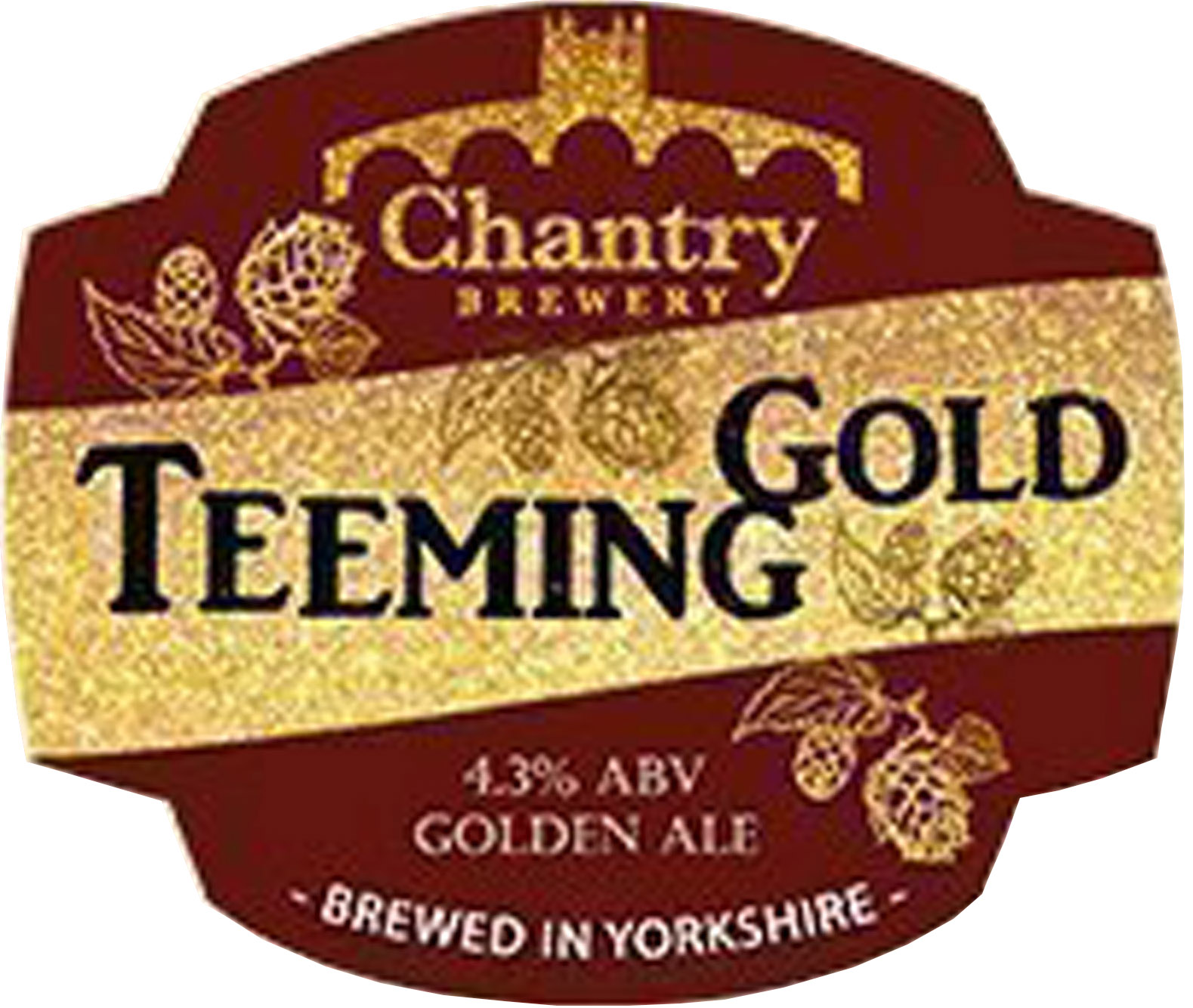 Chantry Brewery Teeming Gold