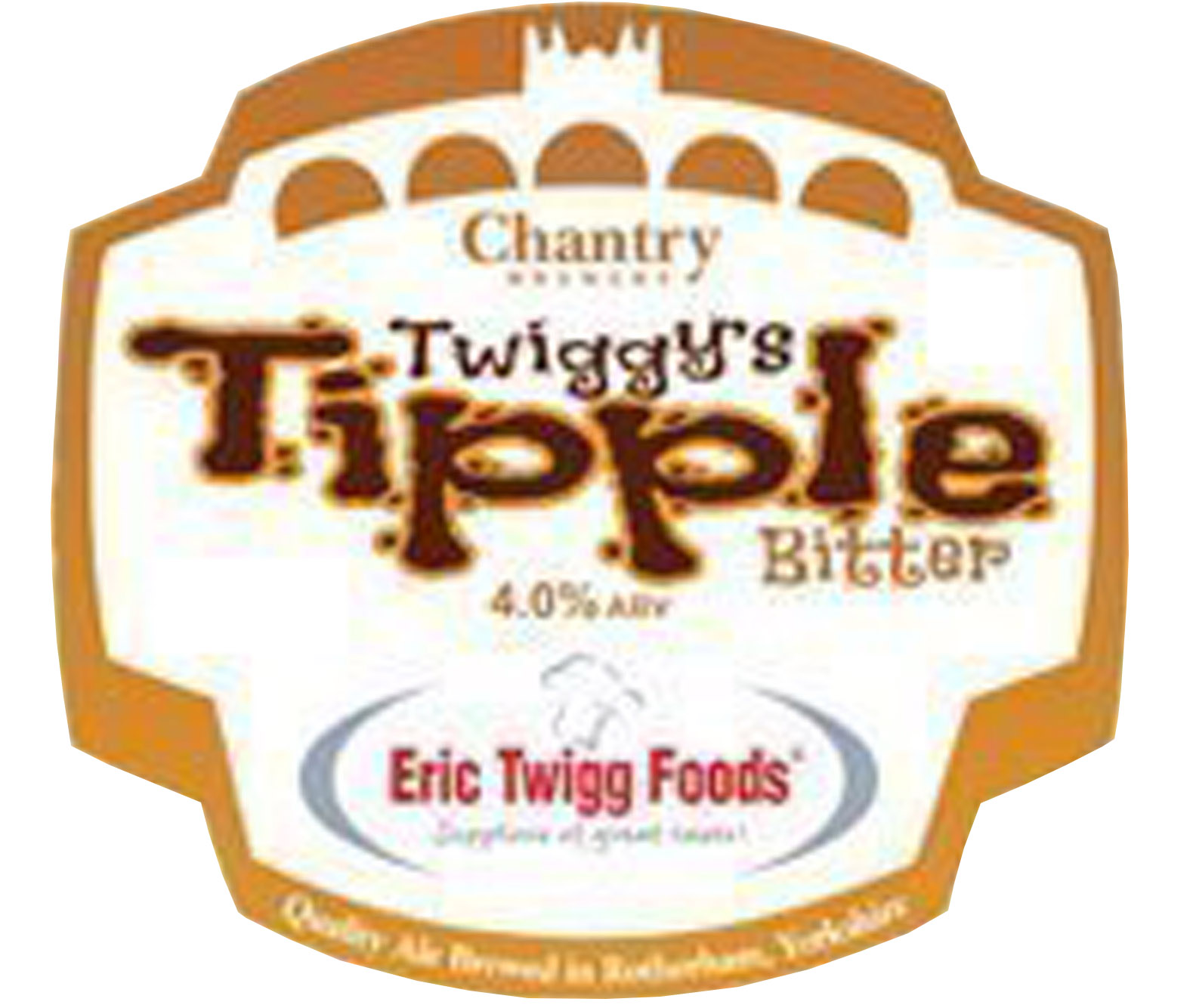 Chantry Brewery Twiggy's Tipple Bitter