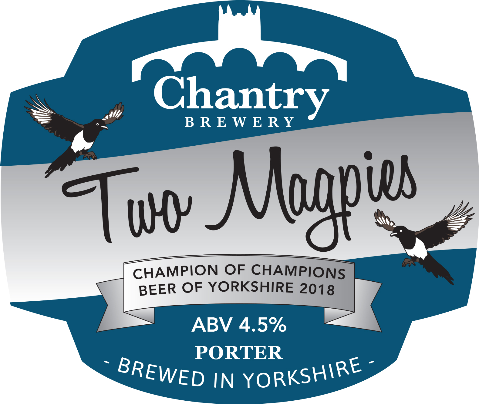 Chantry Brewery Two Magpies