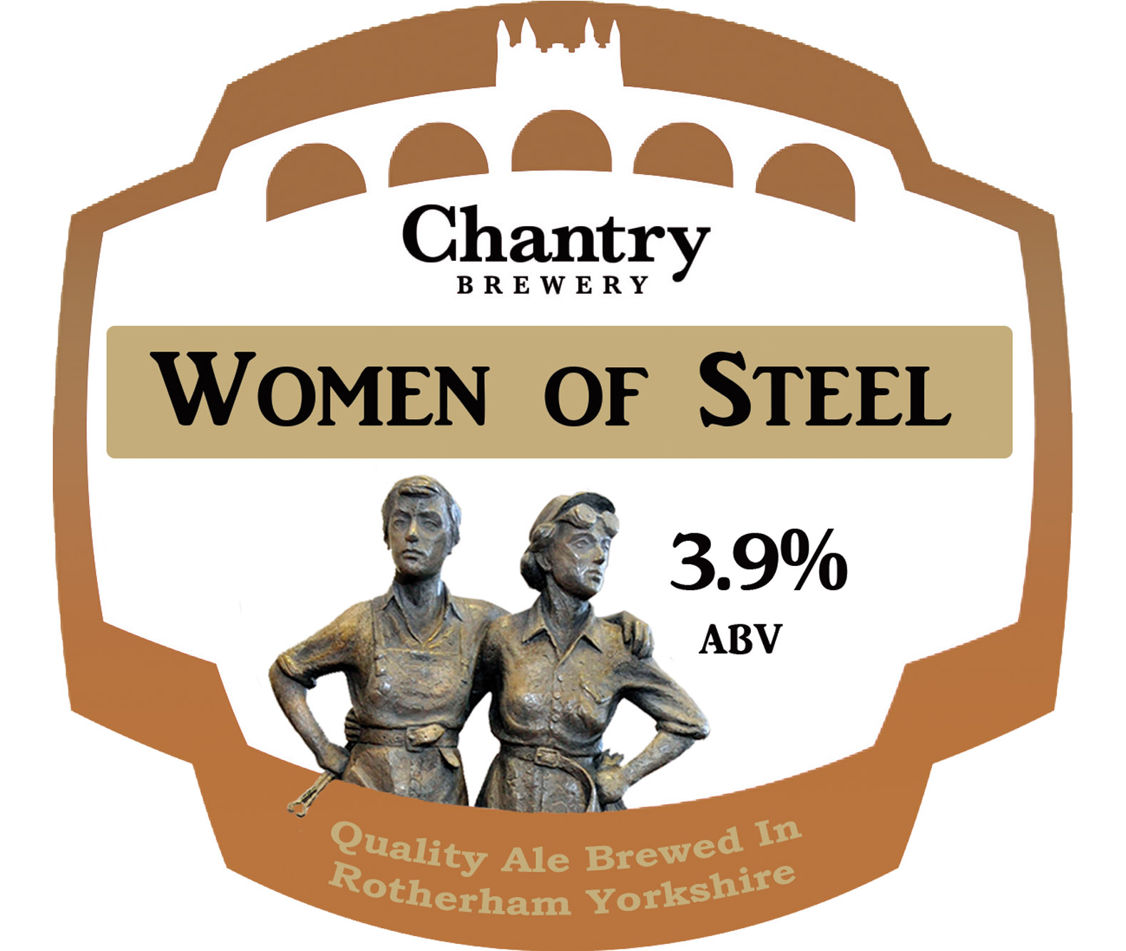 Chantry Brewery Women of Steel