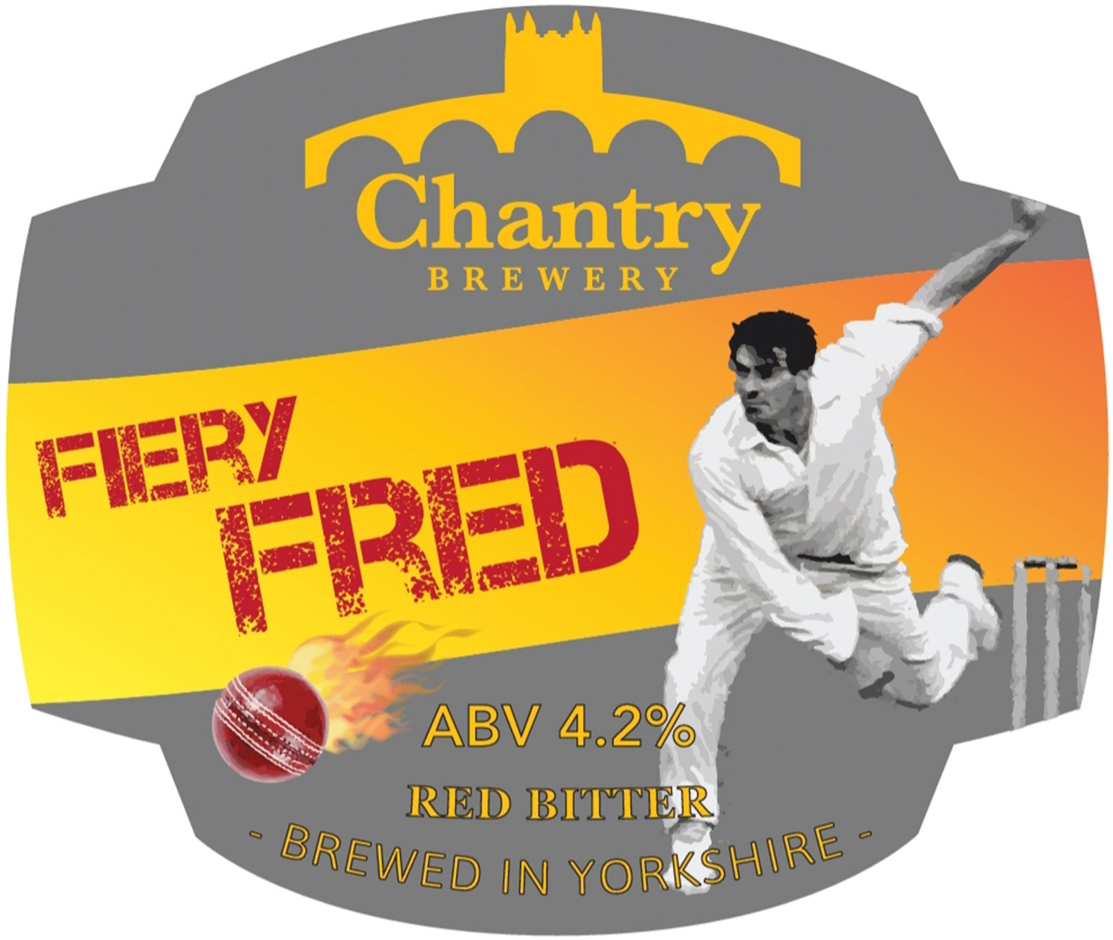 Chantry Brewery Fiery Fred