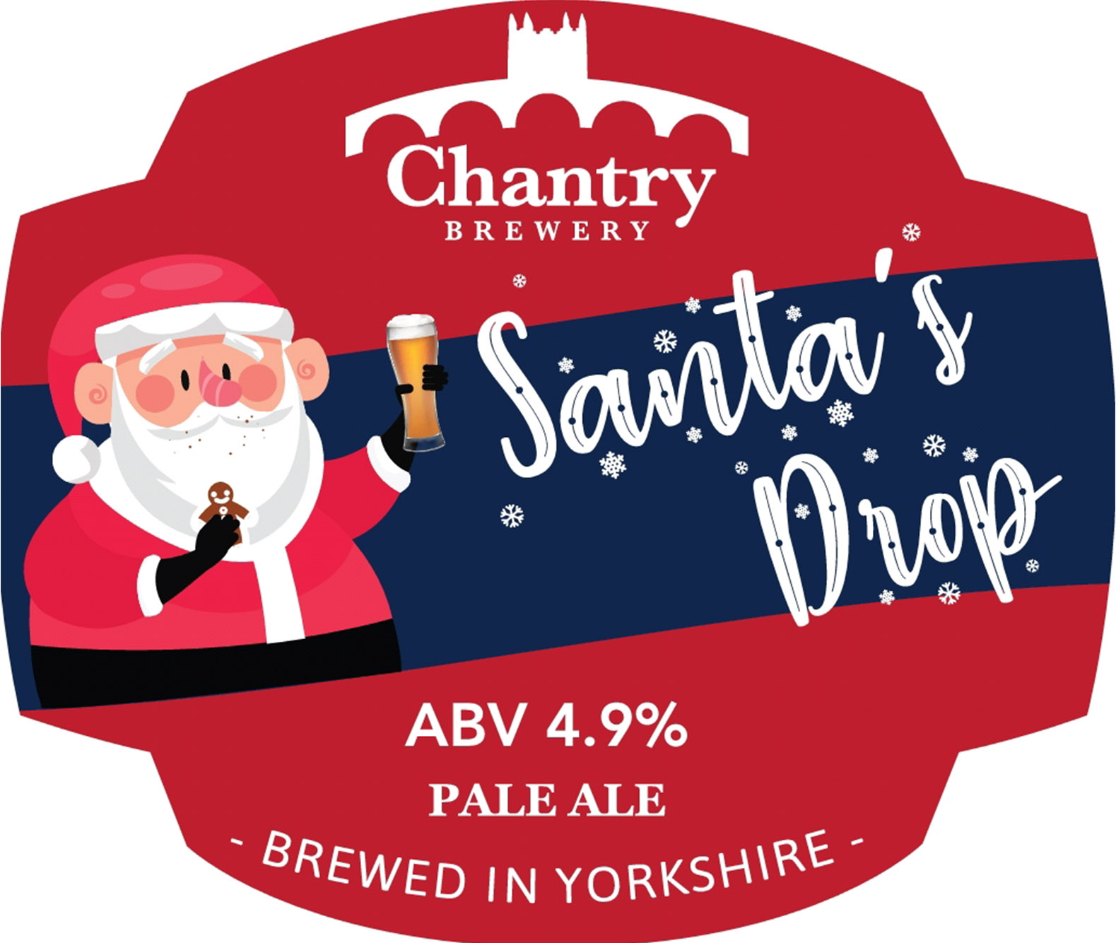Chantry Brewery Santa's Drop