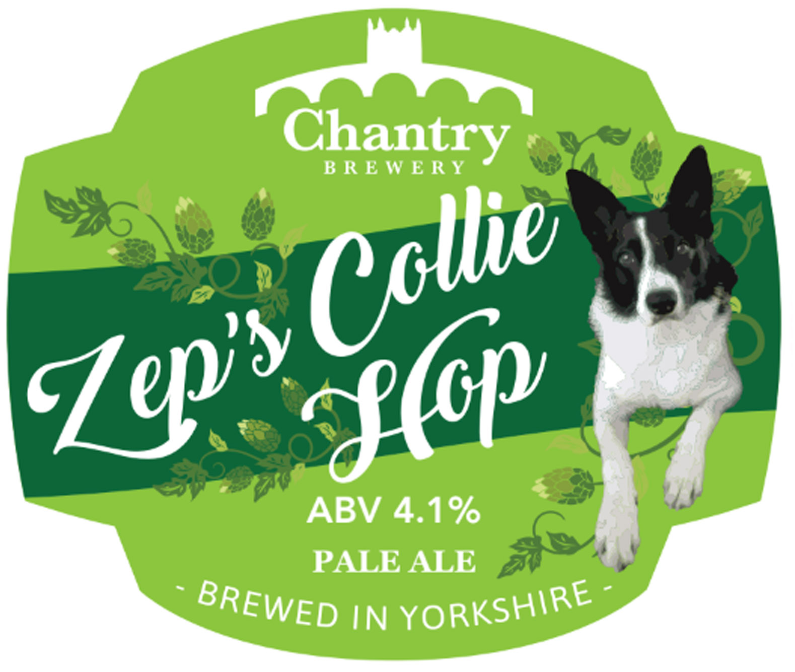 Chantry Brewery Zep's Collie Hop