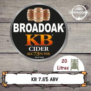 KB Broadoak Cider