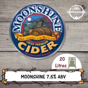 Moonshine Broadoak Cider