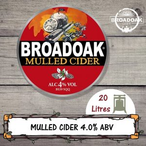 Mulled Cider Broadoak
