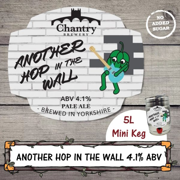 Another Hop in the Wall Real Ale Mini Keg
