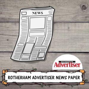 Rotherham Advertiser Newspaper