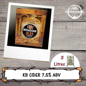 KB Broadoak Cider