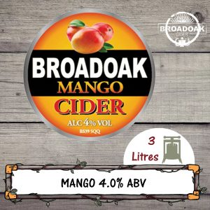 Broadoak Mango Cider