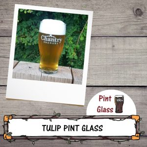 Chantry Brewery Tulip Pint Glass