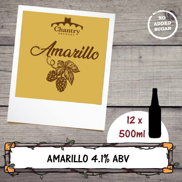 Amarillo Bottles by Chantry Brewery