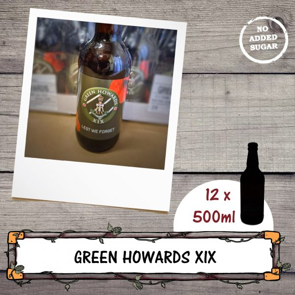 The Green Howards Association Charity Donation