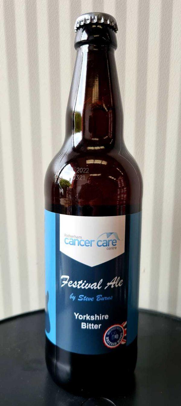 Festival Ale Bottle Photo