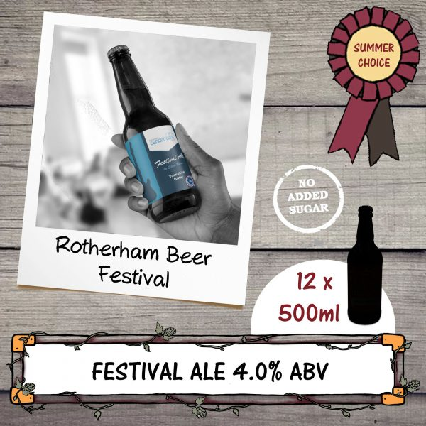 Summer Choice Festival Ale by Chantry Brewery