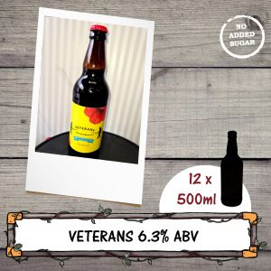 Veterans Special Reserve Charity Ale