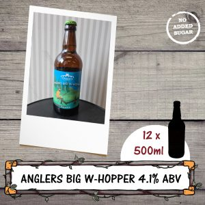 Anglers Big Whopper Pale Ale Beer Bottle by Chantry Brewery